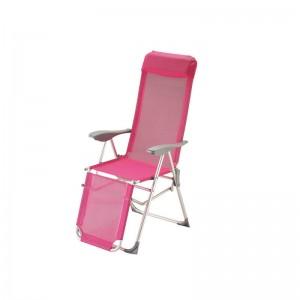 China wholesale Wholesale Adirondack Chair - JJLXS-013 Aluminum folding camping chair – Jin-jiang Industry