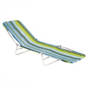 Wholesale Discount Used Outdoor Swing - JJLXB-003 Steel adjustable lounger – Jin-jiang Industry