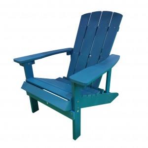 Chinese Professional Outdoor Rattan Wicker Sofa Set - JJ-C14501-BLU-GG PS wood Adirondack chair – Jin-jiang Industry