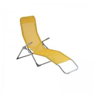 JJLXB-009 Steel frame relax lounger