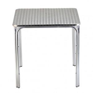 Wholesale Price Conversation Seating Set - JJLXT-007 Aluminum bar table – Jin-jiang Industry