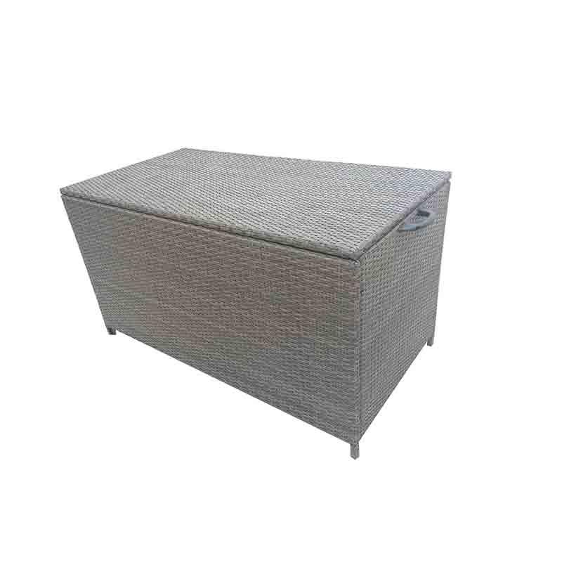 China – JJ111CBI Steel frame rattan cushion box – Jin-jiang Industry