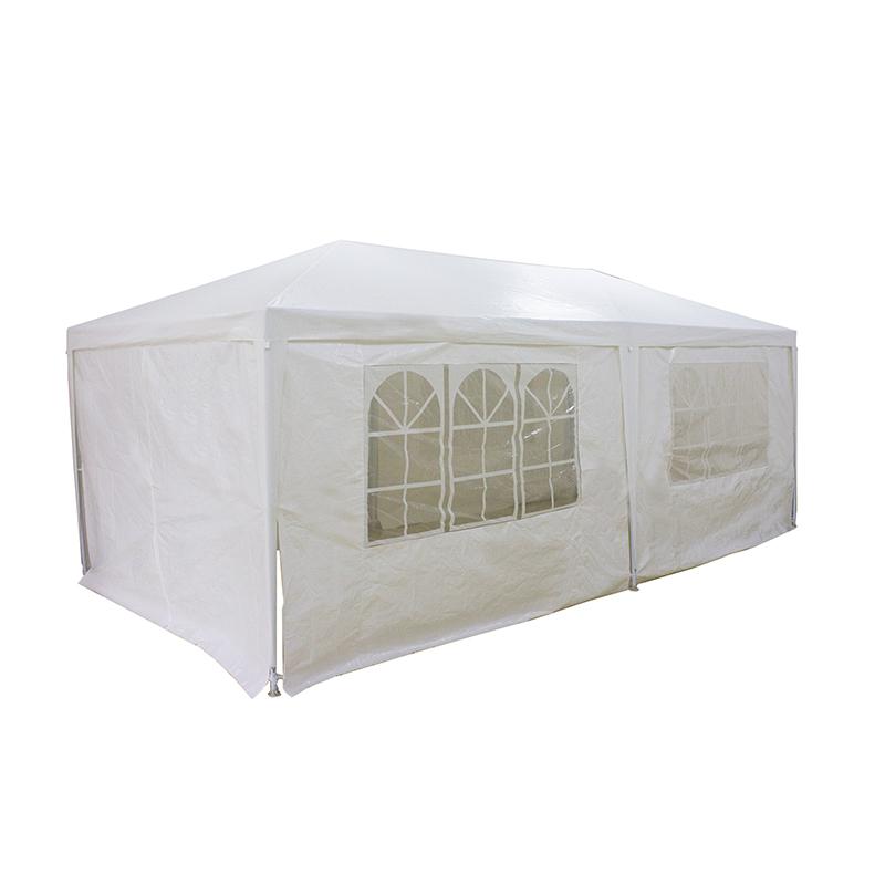 JJKT-C007 3X6M  Party Tent W6 pcs Sidewalls