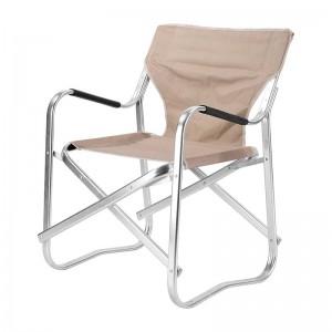 Factory source Outdoor Aluminum Sofa Set - JJLXD-014 Aluminum camping folding chair – Jin-jiang Industry