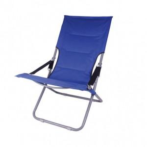 2019 Latest Design Outdoor Furniture Garden Sets - JJLXS-040L Steel folding camping chair – Jin-jiang Industry