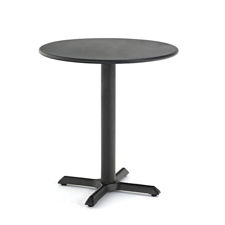 JJT1701 Aluminum outdoor starbucks bistro table