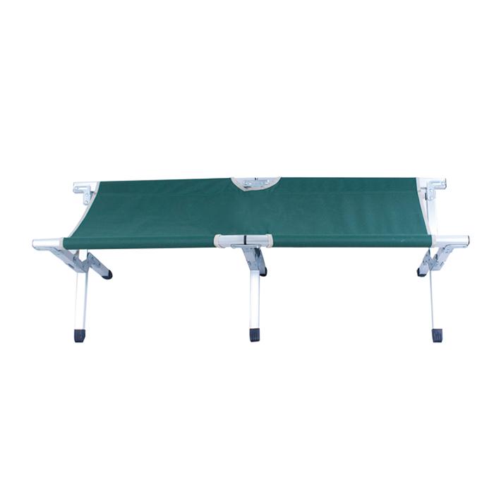2019 High quality Lounger - JJLXS-093 Aluminum folding camping lounger – Jin-jiang Industry