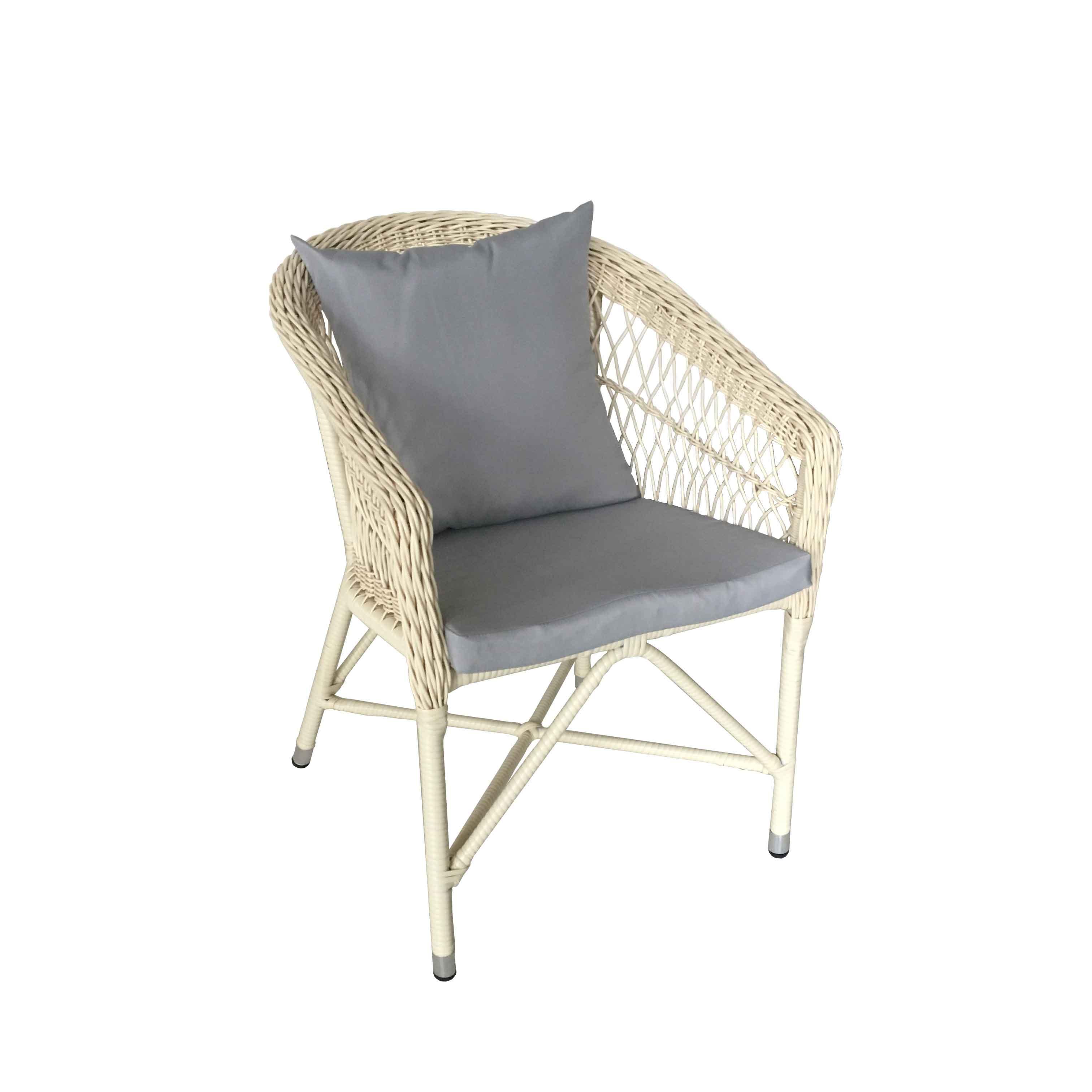Manufacturer of Resin Garden Chair - JJC230 Aluminum rattan dinning chair – Jin-jiang Industry