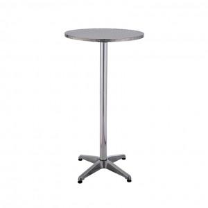 JJLXT-010A Aluminum bar table