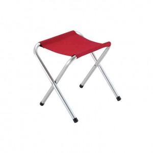 Factory wholesale Gas Spring Sun Lounger - JJLXS-069 Aluminum steel camping folding stool – Jin-jiang Industry